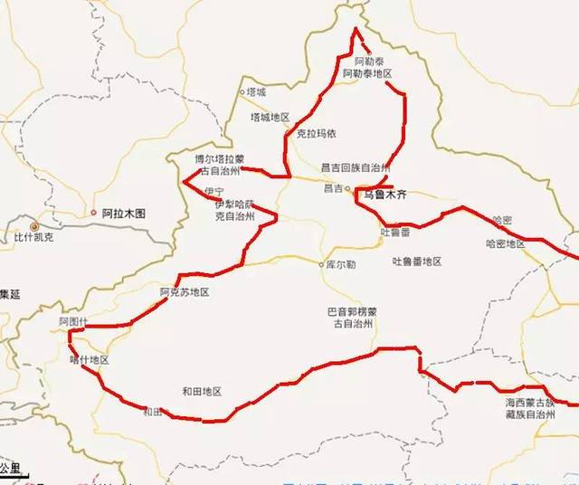 新疆归来 盘点南疆北疆最佳旅游路线