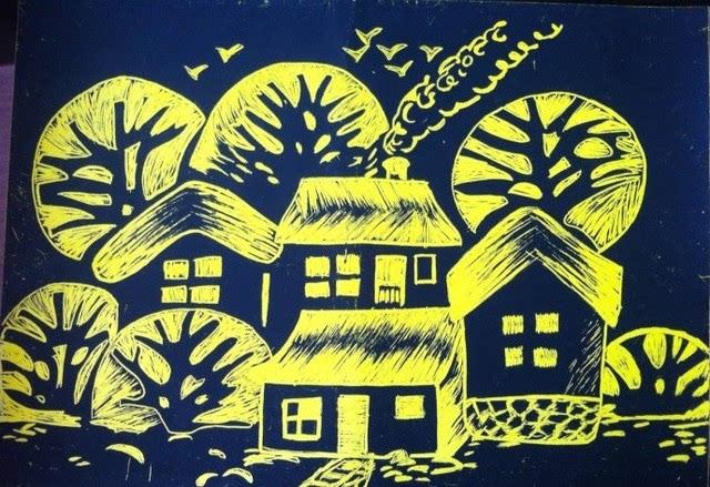 活动召集 | 儿童创意,炫彩刮画,免费亲子活动等你来参加
