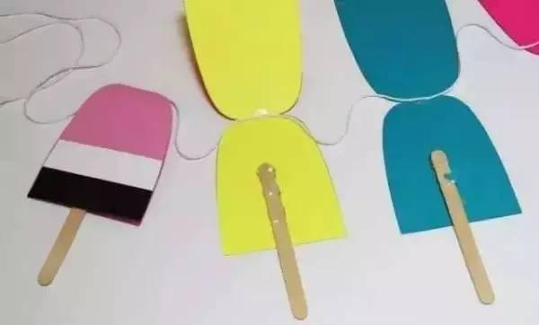 夏季环创丨幼儿园创意手工吊饰