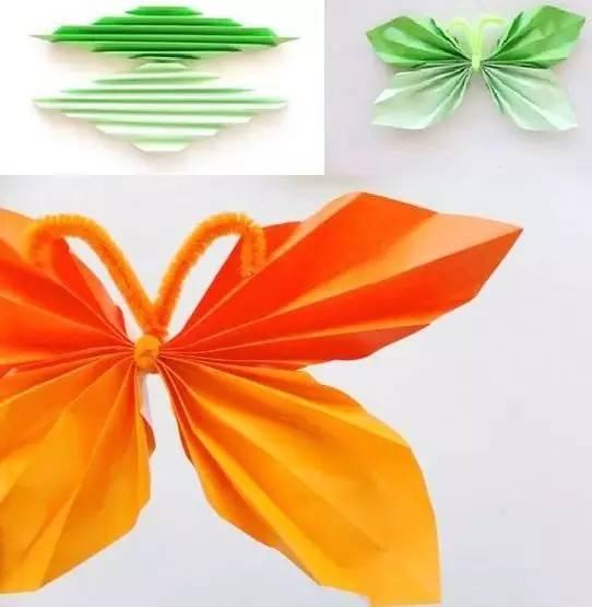 【折纸大全】带着孩子们一起玩折纸,一点也不难!