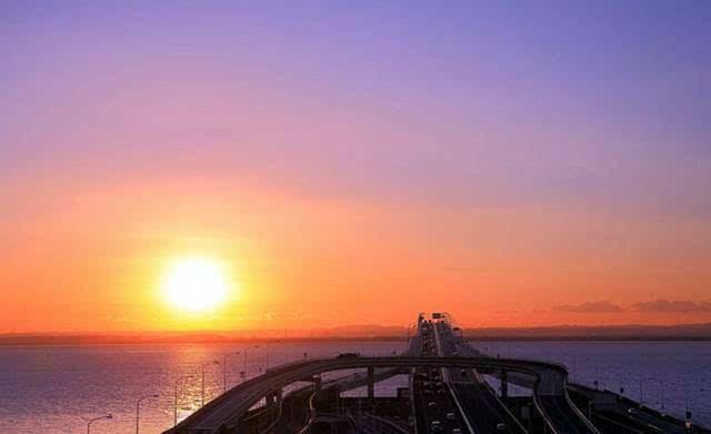 前戏不够,日落来凑!日本最美海上日落top10奉上!win10技巧小电脑图片