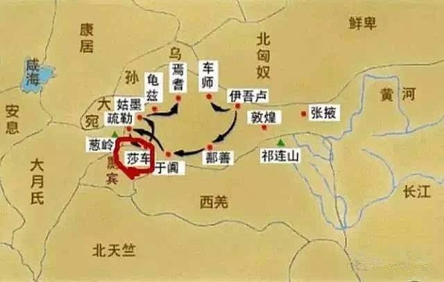 中国最牛的县城——新疆莎车!图片