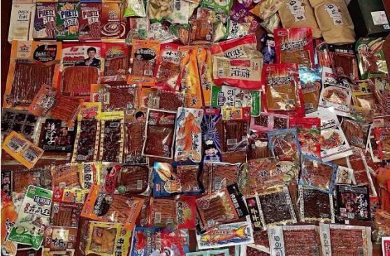 佛山8090后童年零食大集合!每一种都是回忆杀!图片