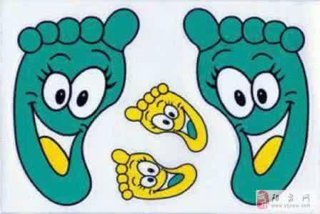 妈妈宝宝听儿歌:大脚丫和小脚丫图片