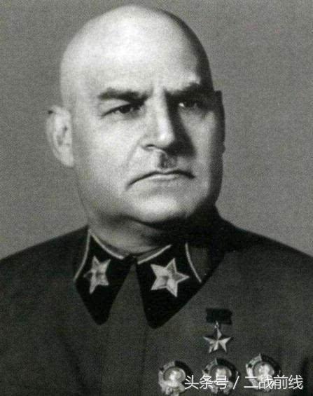 铁木辛哥_他是苏联的庸才元帅,二战一枪未发就撤退被斯大林降为