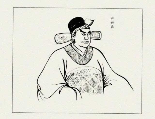 严世蕃此人其貌不扬,但大明王朝并不仅仅是一个看脸的世界,当几十年后