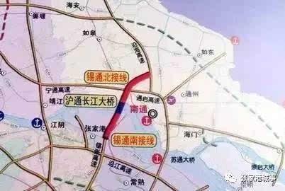 其中,南接线工程就位于张家港啦