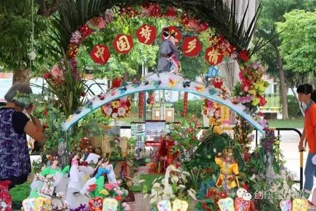 2017年望牛墩七夕风情文化节活动预告来了,要快人一步