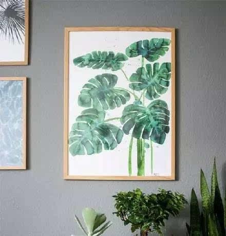热带密林绿植 目的地时髦灵感 Vol.3