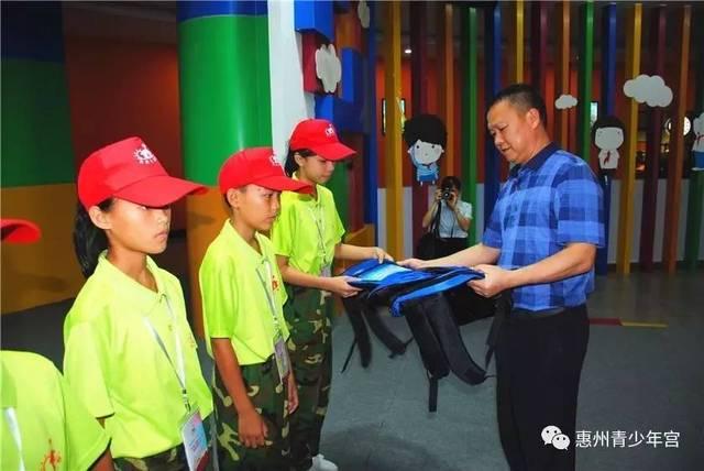 我的中国梦青春七彩梦┠86名留守少年儿童汇聚惠州青少年宫一起追梦!