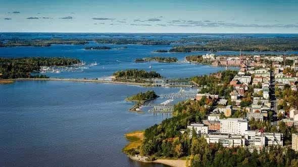 jurin韩国_如果你只知道芬兰是千湖之国,那就 out 啦