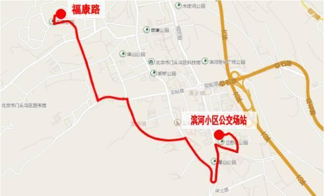万柳中路地图