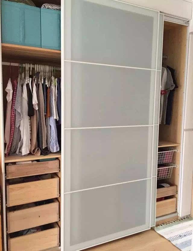 超全衣柜内部结构设计,让你家的衣柜更能装!