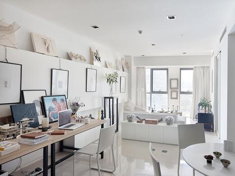 上海装修:白色家具搭配要点及保养欧式白色家具以