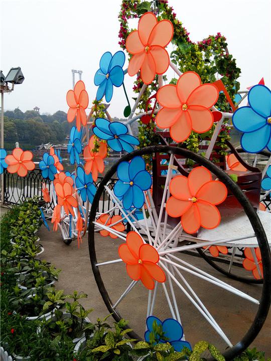 郁金香与风车,长沙带你寻找荷兰的浪漫周末去花市