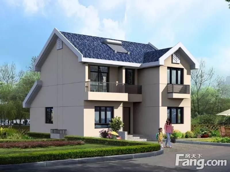 2016农村房子装修设计效果图图纸