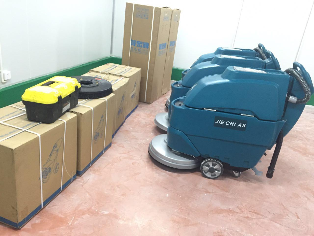 洗地机是保洁公司首选清洁设备