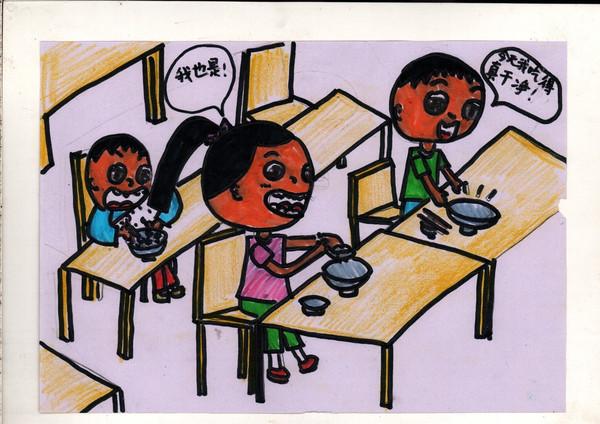 热点丨我市小学生手绘漫画版《守则》蹿红?
