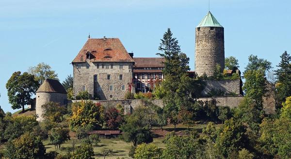 德国8座最美城堡酒店,穿越回中世纪的奢华体验图片