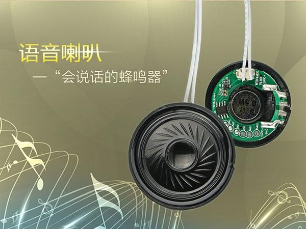 蜂鸣器声音芯片-会说话的蜂鸣器