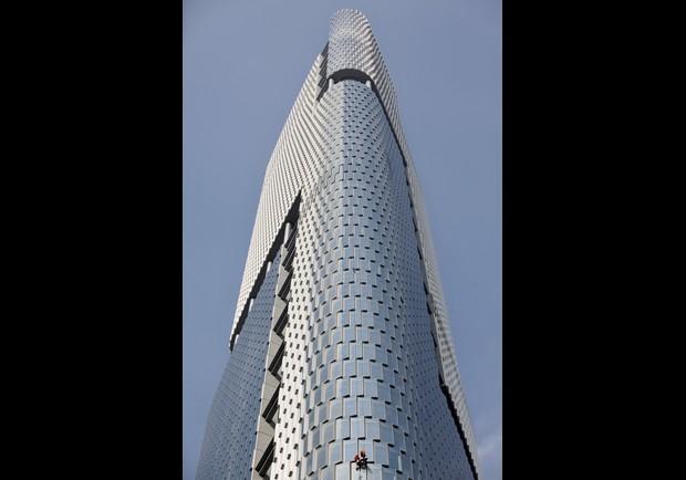 世界最高楼排行榜 中国前十中独占六席