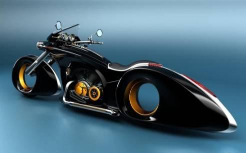 世界摩托之最 时速600KM 高9米 重5吨图片