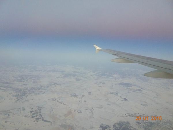 啥叫千里冰封?它在漠河飞哈尔滨的空中,时解说通关游戏图片