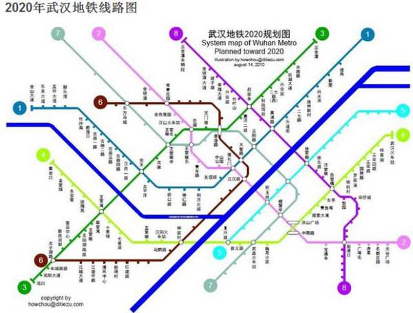 最新天津市地铁路线图图片