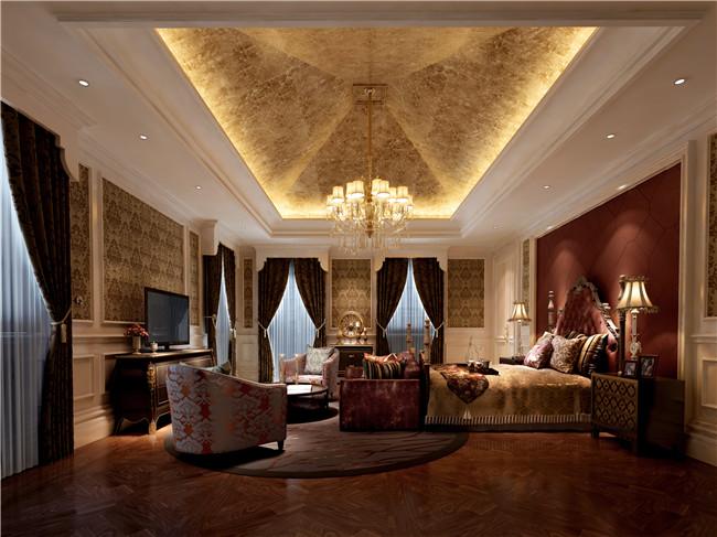 郑州别墅设计|别墅欧式装修设计风格效果图