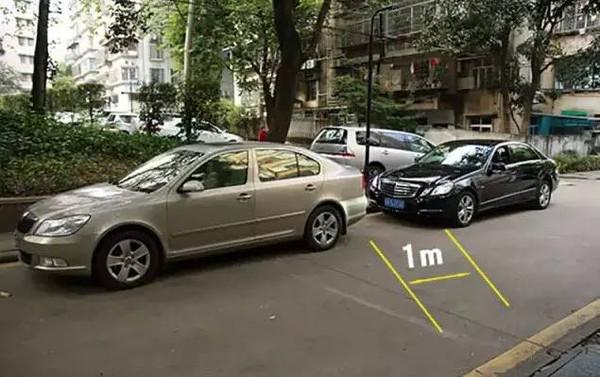 车头距离判断图解