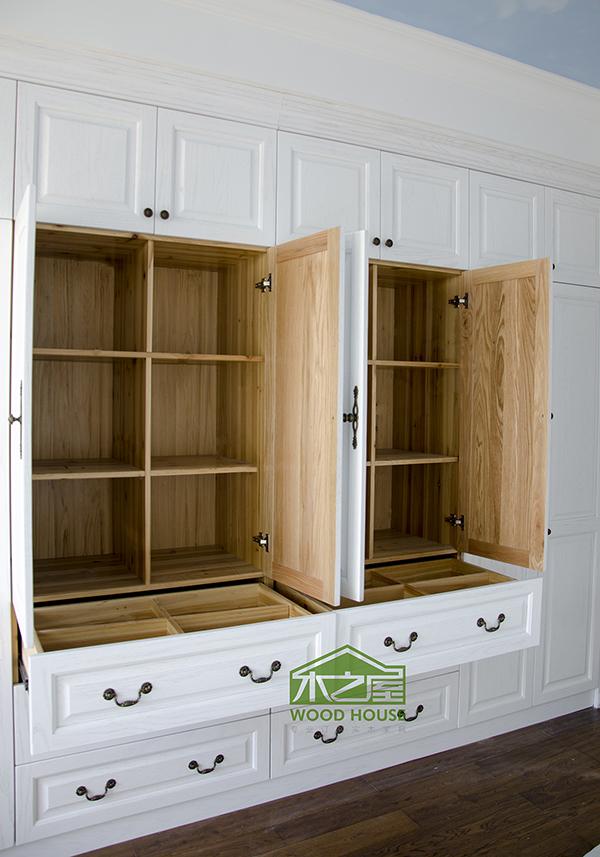 组合柜内部结构图片-组合柜衣柜 整体衣柜图片 家具组合柜 深圳家具厂