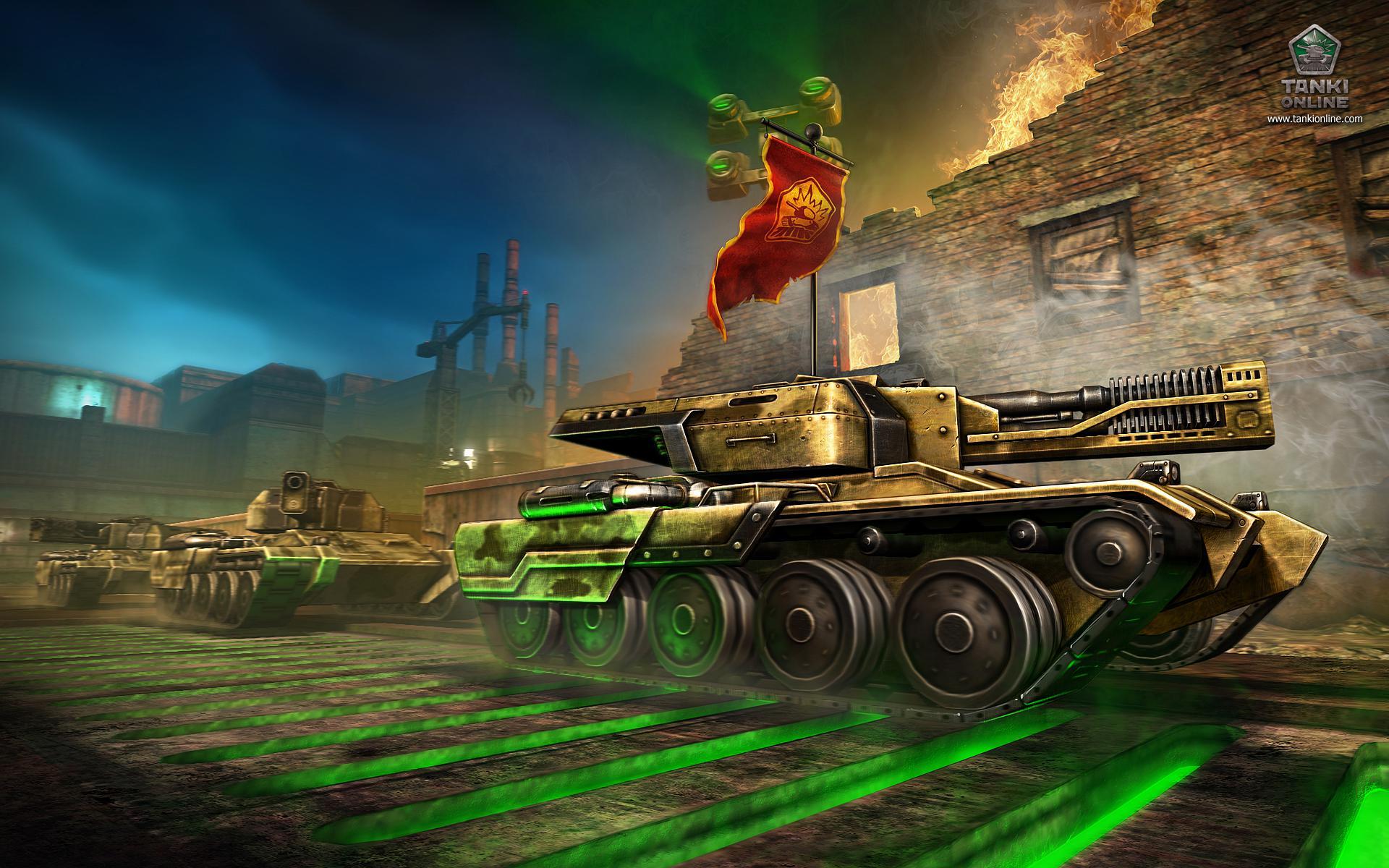 3d坦克网页游戏好玩吗 游戏特色解析图片