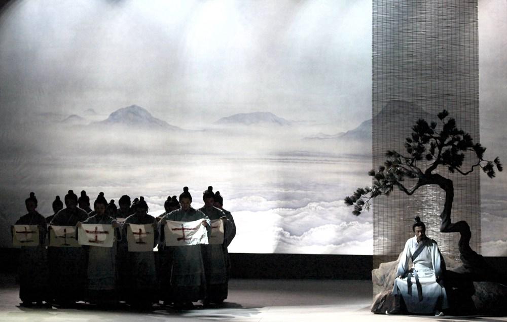第五届中国原创话剧邀请展开幕 23部作品将上演102场