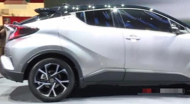丰田最便宜紧凑SUV 12万不必再买本田XRV高清图片