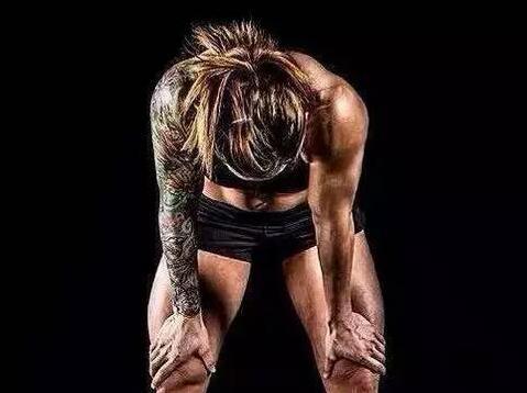 纹身与健身的结合图片