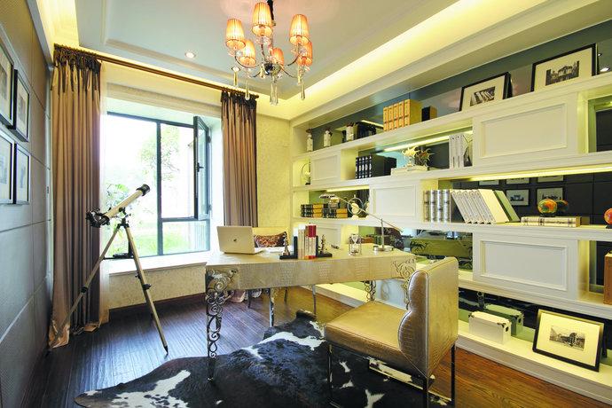 上海现代欧式家居---春亭装饰设计