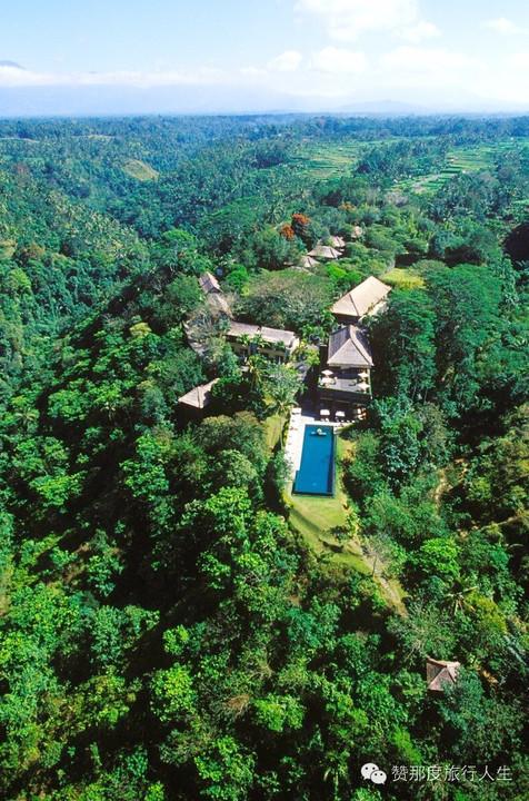 位于充满了传统巴厘岛特色风情的payangan村庄内