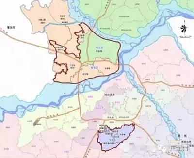 """哈尔滨""""新区""""精确地图出炉"""