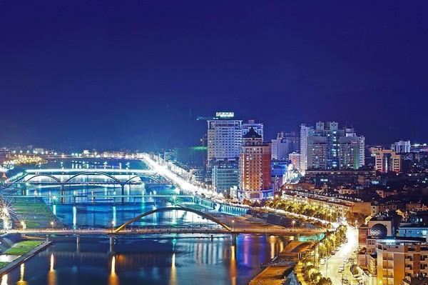 罗源gdp_福州市各区县市2018年GDP 鼓楼第一,闽清增速惊人 罗源呢