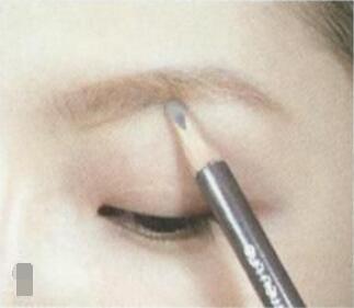 眉毛的画法详细图解