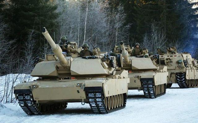 中美陆军全套装备对比 解放军甩美军几条街