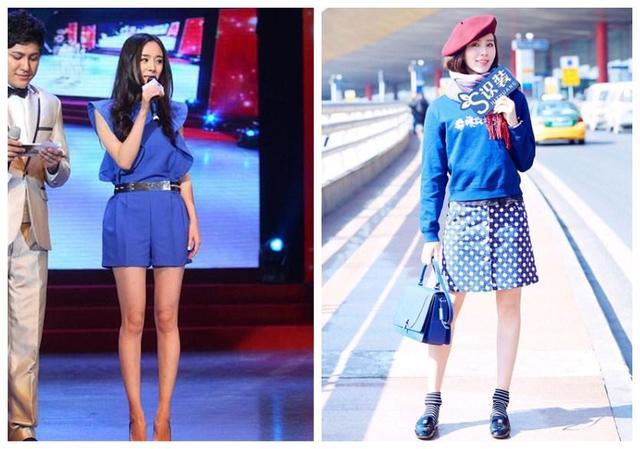 杨幂谁更懂得穿衣打扮?
