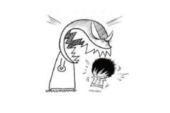 动漫 简笔画 卡通 漫画 手绘 头像 线稿 493_287