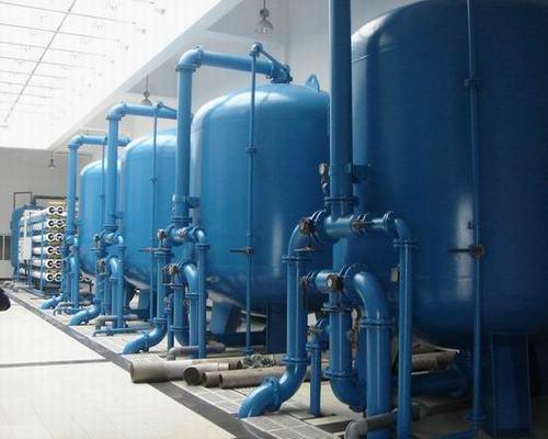 集成电路生产用除盐水设备的交换原理集成电路生产用