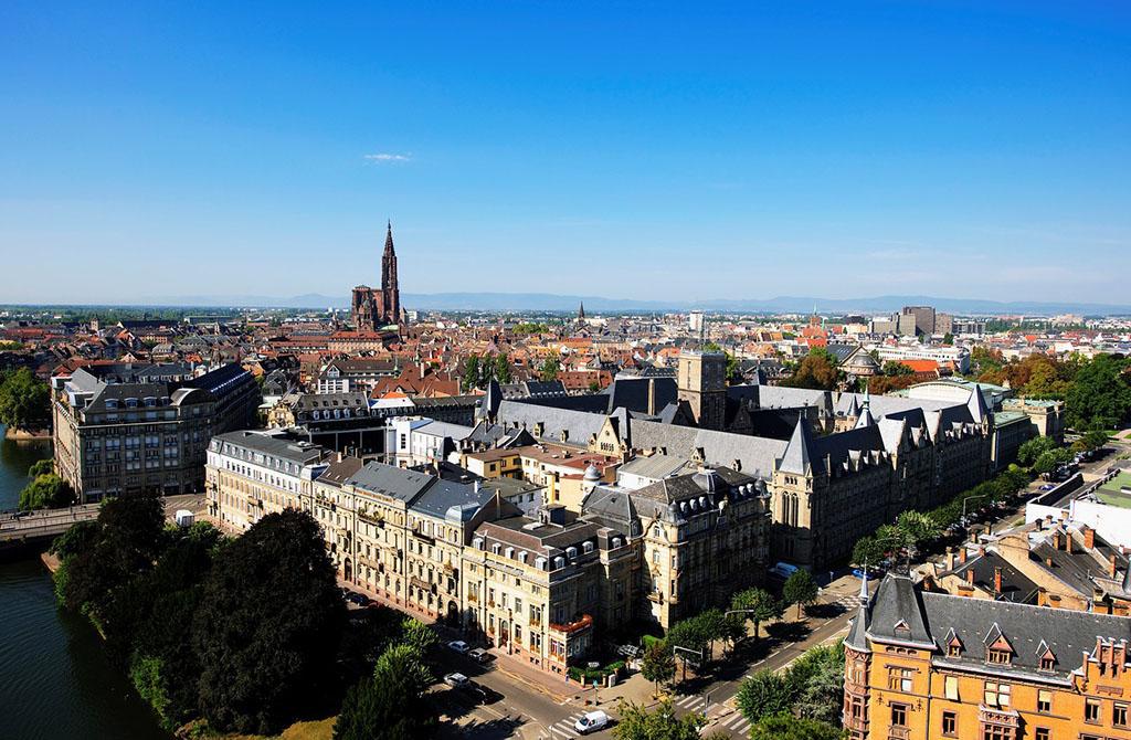 土拨鼠:斯特拉斯堡单车是最好交通工具_自媒体