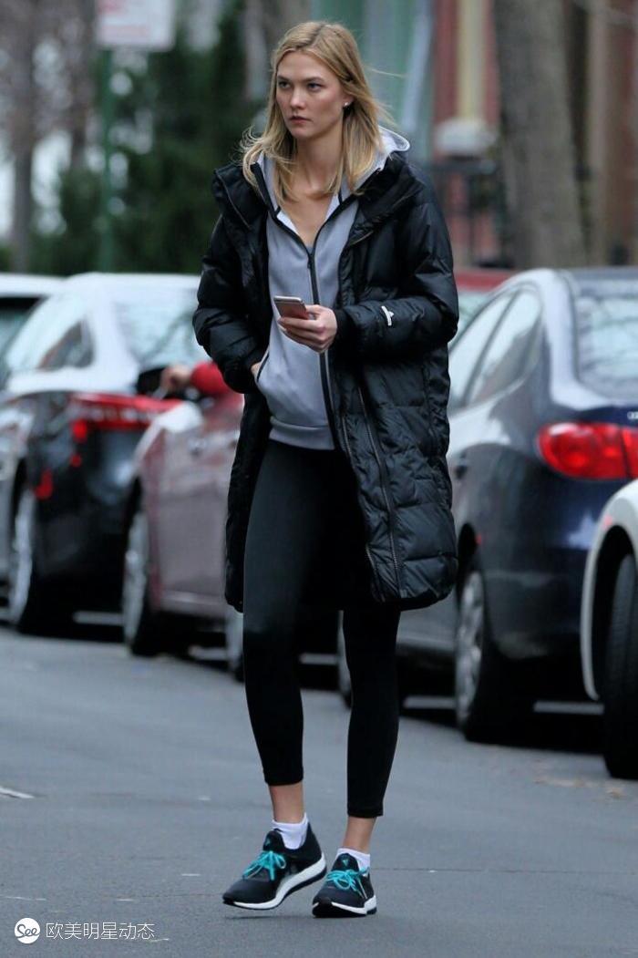 揭密:欧美女星健身最爱穿什么鞋?图片