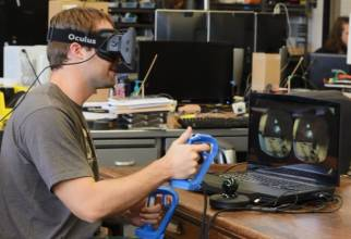 欺骗大脑真实触感:Tactical Haptics触觉反馈装置 AR资讯 第2张