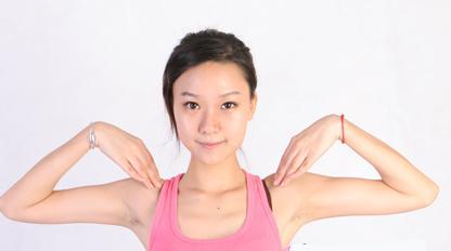 上手臂内侧赘肉怎么减掉 怎么减手臂上的赘肉