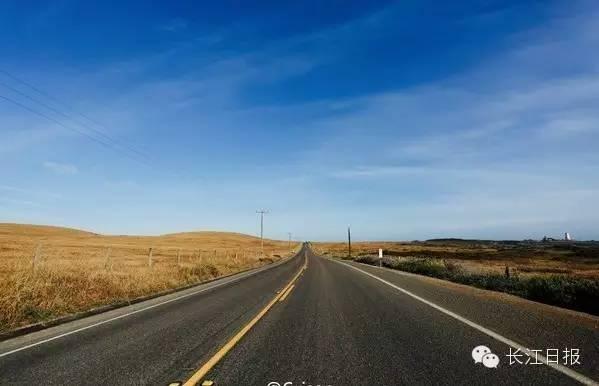 美国加州一号公路资料图-武汉要投资400亿修条路 四环线真的要来了图片