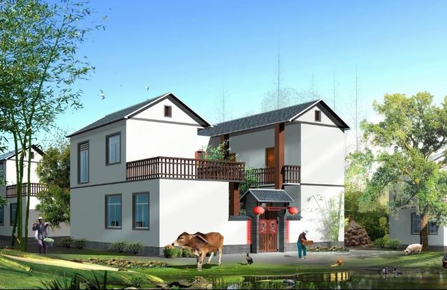 乡下房子平面设计图